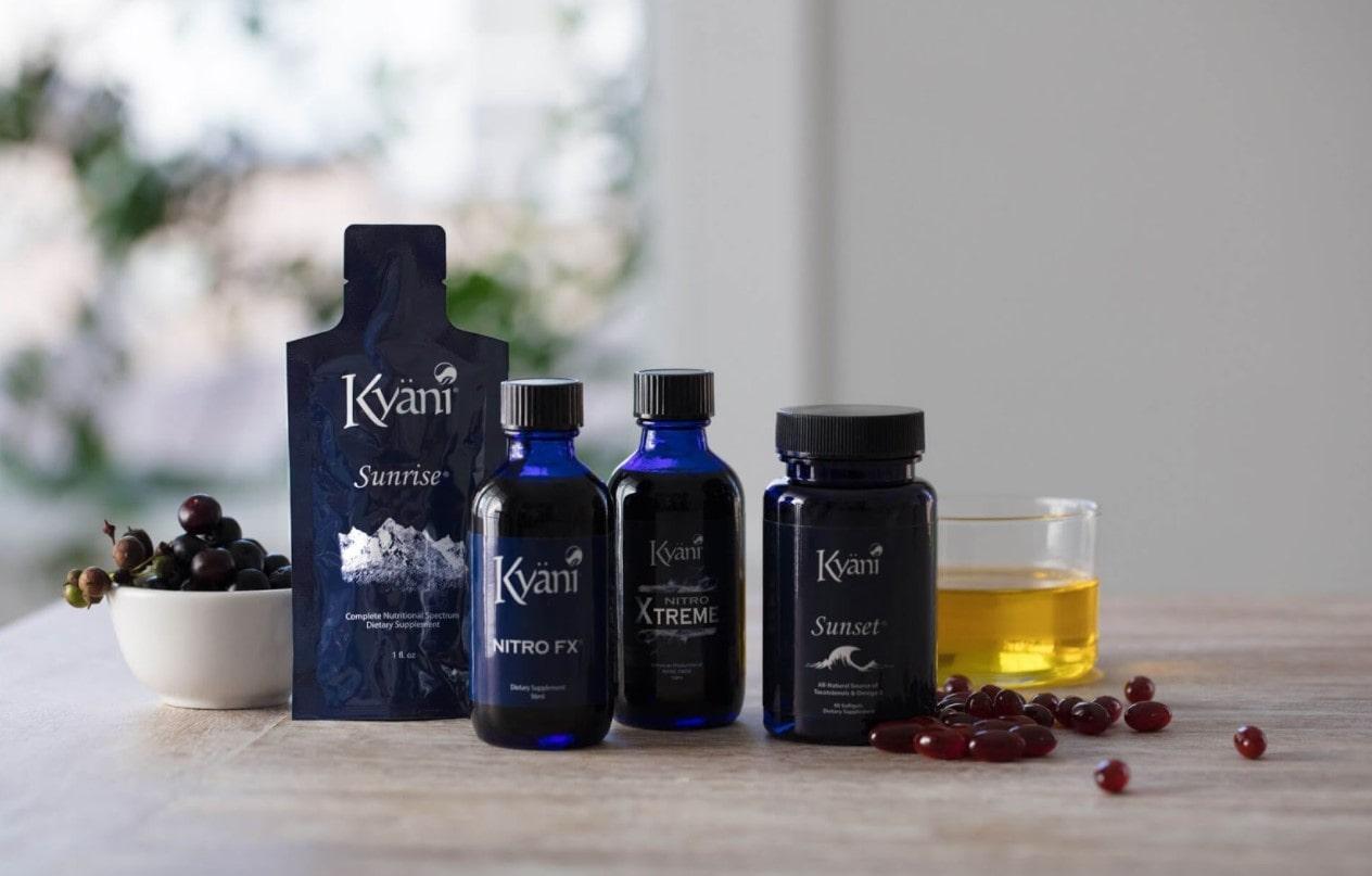 Продукты от Kyani